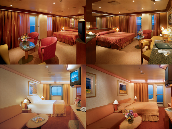 Picking A Stateroom Cruise Planners Of Central New York - Stateroom on a cruise ship